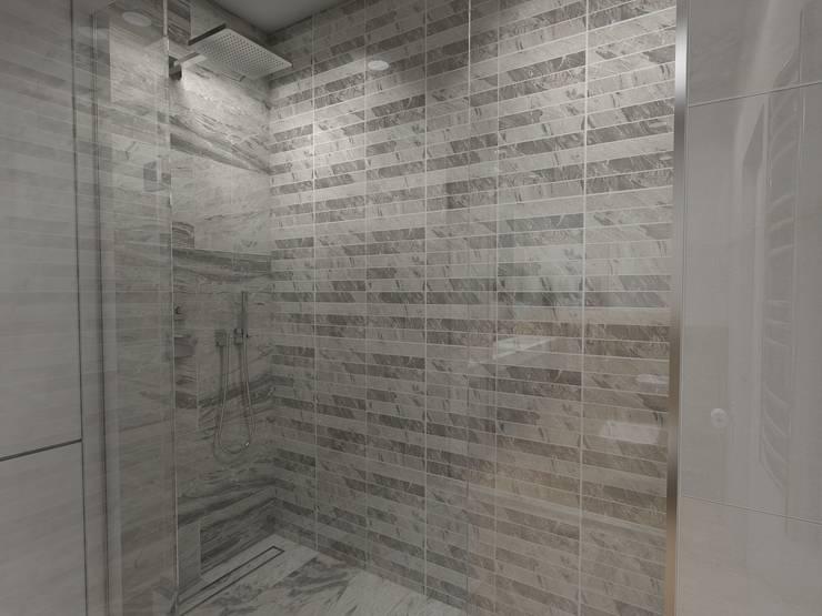 Ванная комната. : Ванные комнаты в . Автор – Aleksandra  Kostyuchkova