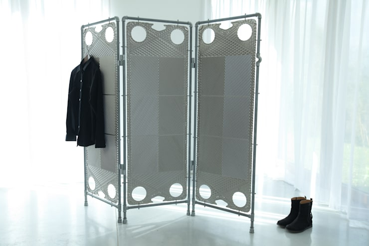 Dressing room by NaNowo Industrial Design