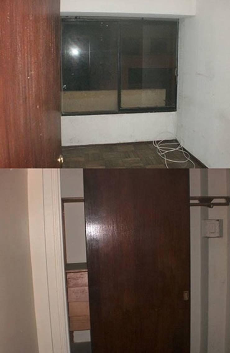 Las puertas de las habitaciones:  de estilo  de Estar Design