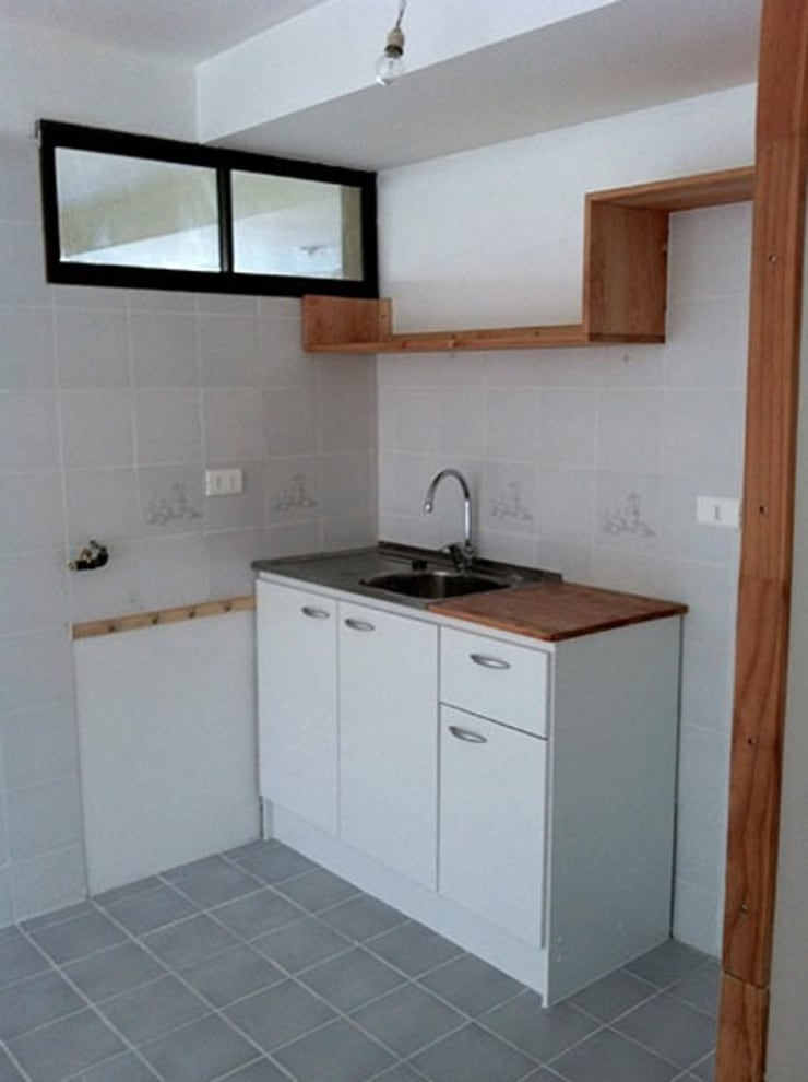 El mueble nuevo de la cocina:  de estilo  de Estar Design