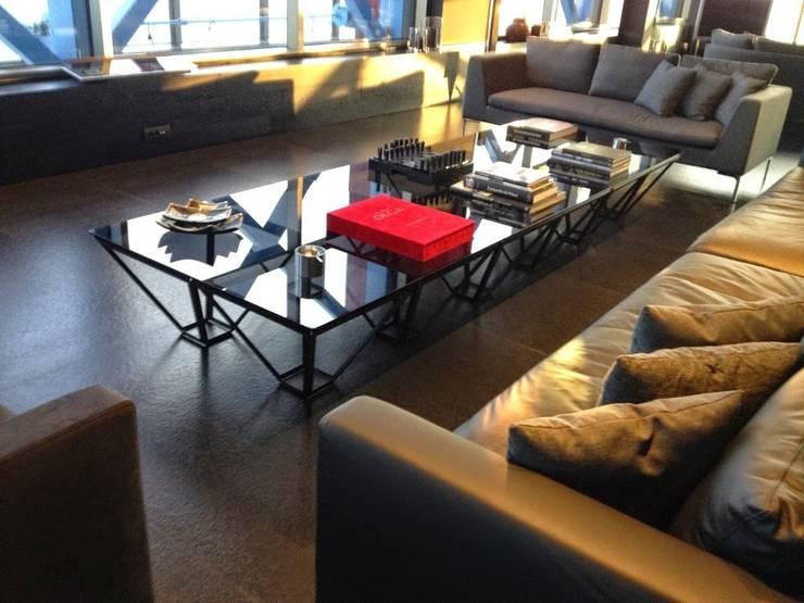 AS AYDINLATMA – Charismatic Modüler Coffee Table:  tarz Oturma Odası