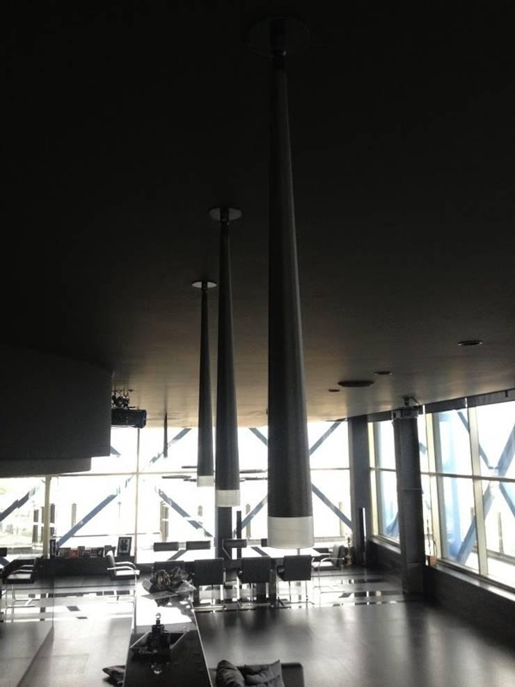 AS AYDINLATMA – ACU Slim Light:  tarz Çalışma Odası