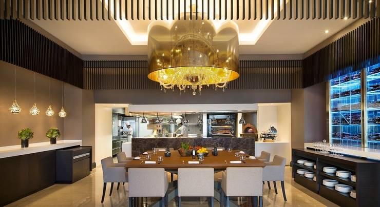 AS AYDINLATMA – Chef Table:  tarz Mutfak