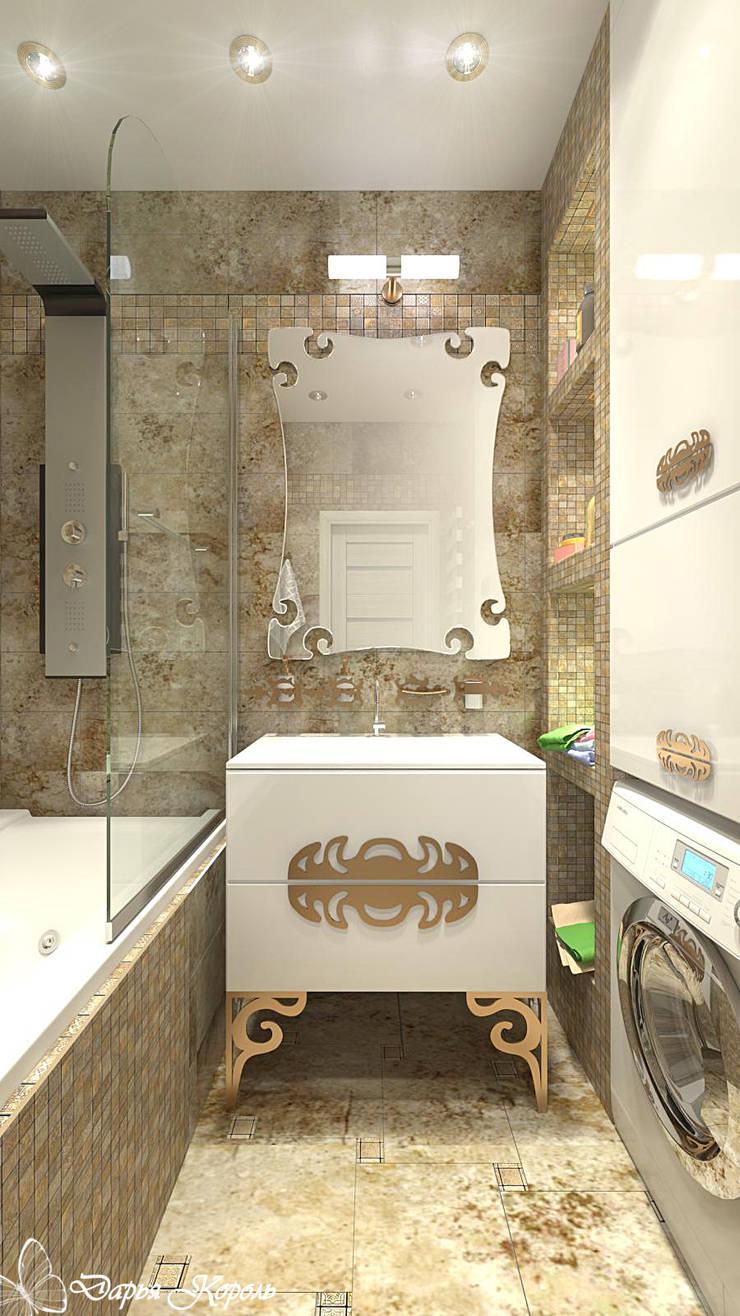 Bathroom : Ванные комнаты в . Автор – Your royal design