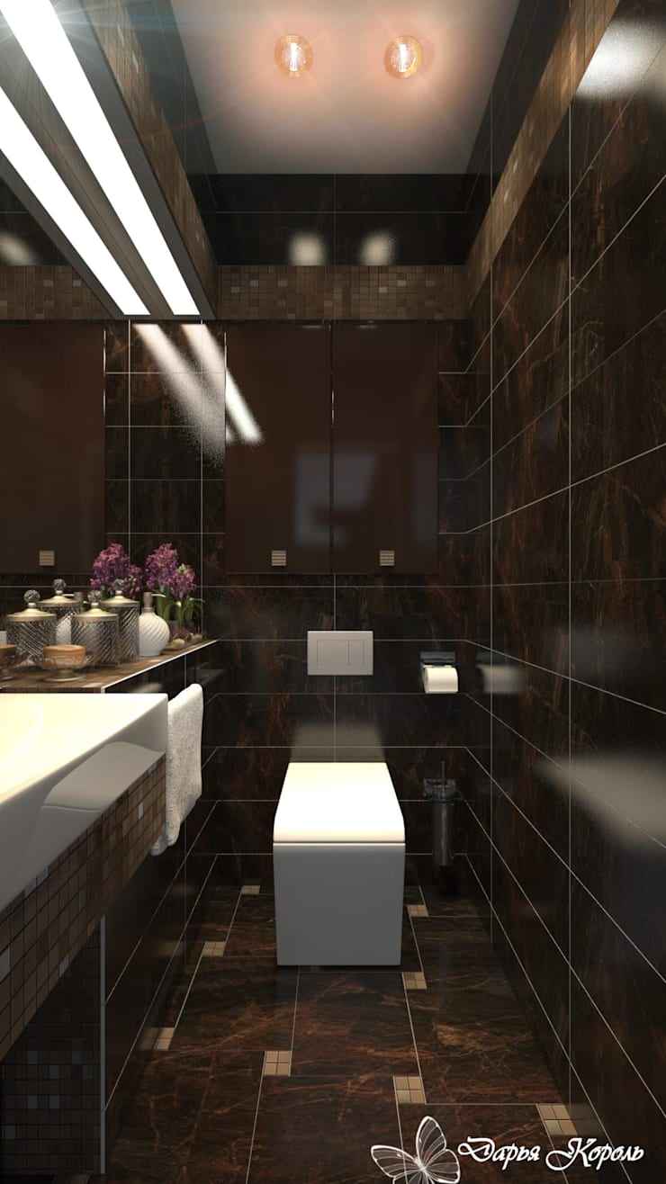 Bathroom by Your royal design, Minimalist