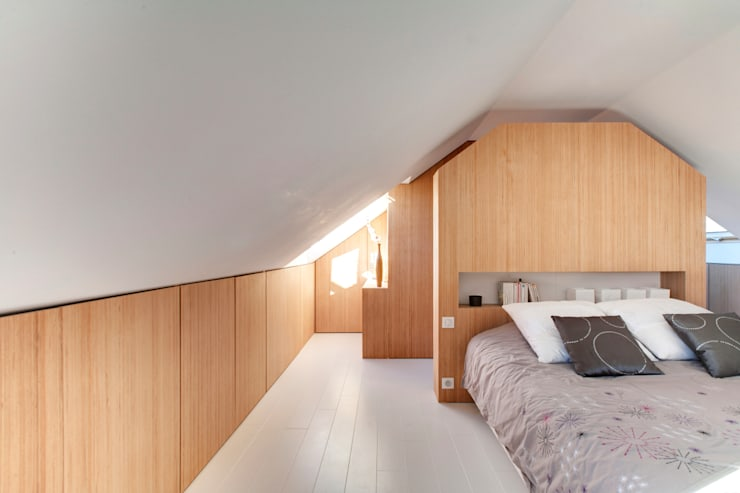 Bedroom by Andrea Mosca
