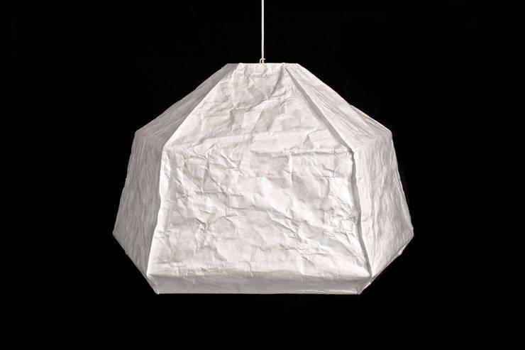 lampa Big Mama ICEBERG: styl , w kategorii Kuchnia zaprojektowany przez Natural Born Design