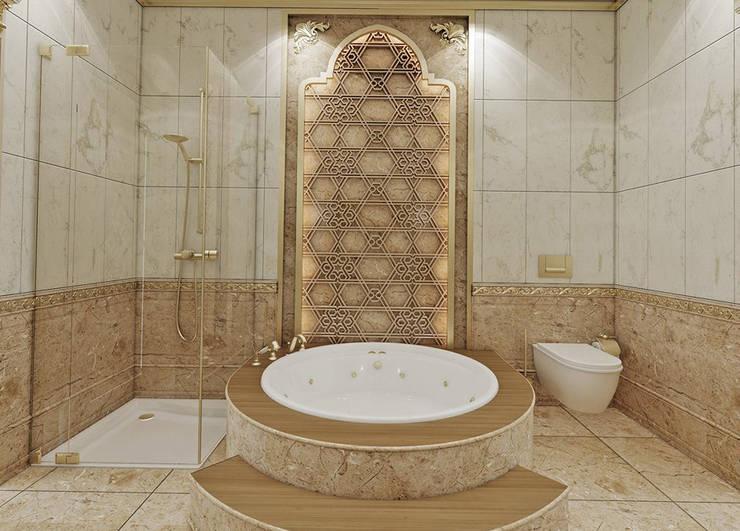 classic Bathroom by Nuevo Tasarım