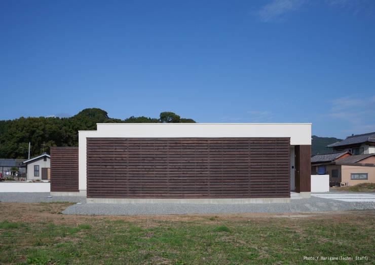 منازل تنفيذ 松岡健治一級建築士事務所