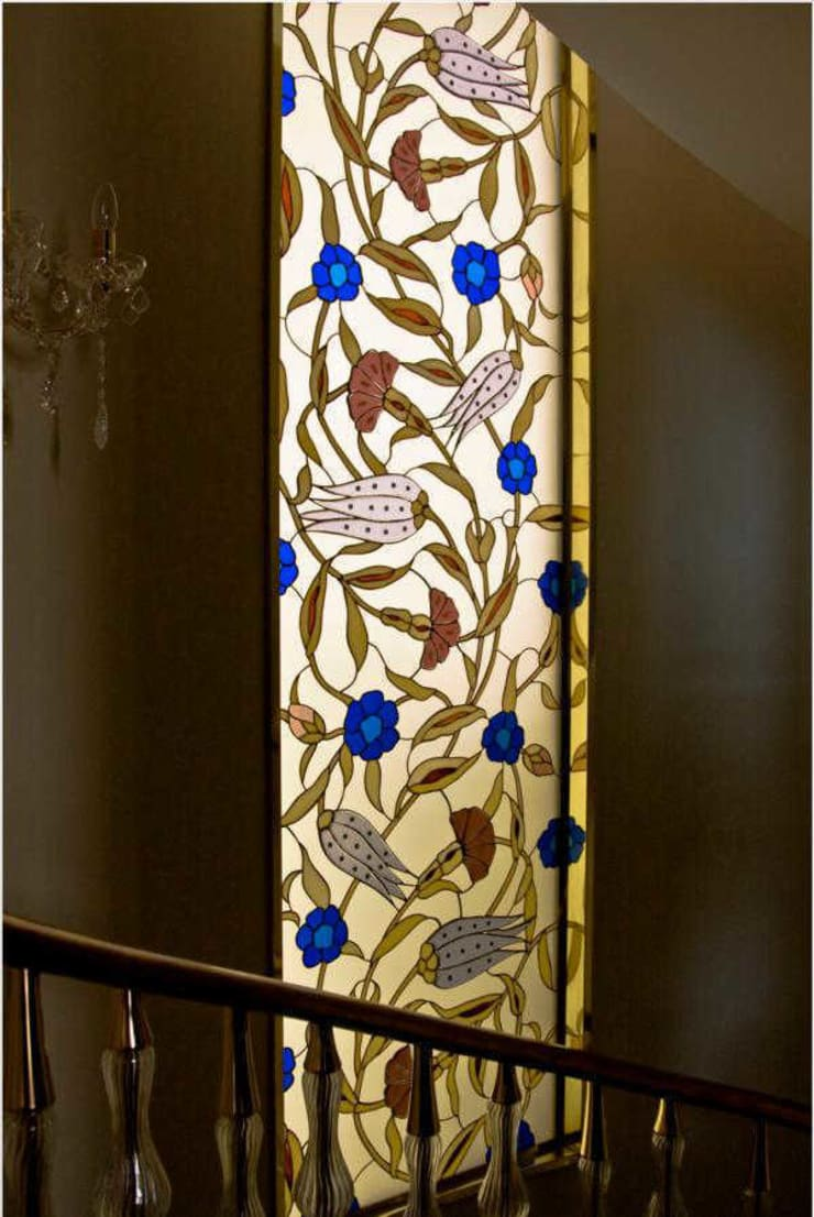 Ural Mimarlık ve Özel Sağlık Hizmetleri Ltd. Şti. – Klasik 2:  tarz Pencere & Kapılar