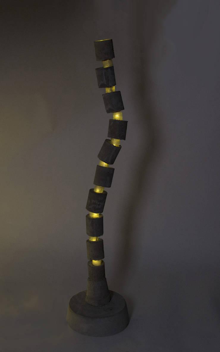 Spinal: Maison de style  par Maud Colas