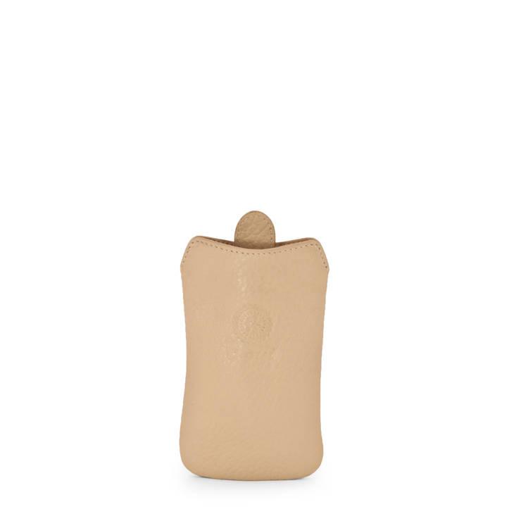 ETUI pour téléphone portable en cuir -C-OUI: Bureau de style  par C-OUI