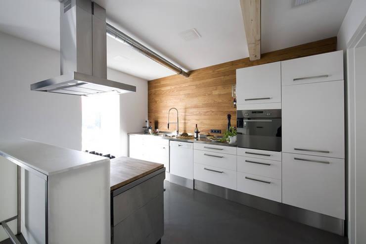 CH_05:  Küche von LINIE ZWEII - innenarchitektur und grafikdesign