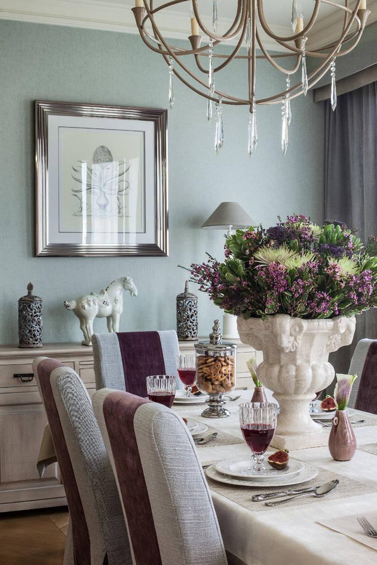 Вне времени: Столовые комнаты в . Автор – VVDesign