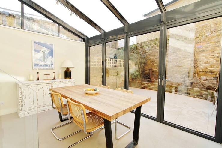 Munster Road :  Dining room by BTL Property LTD