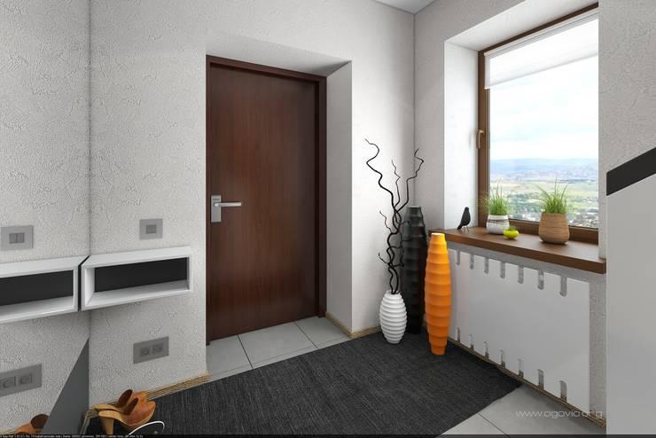 Дом в Краснодаре: Коридор и прихожая в . Автор – VIO design