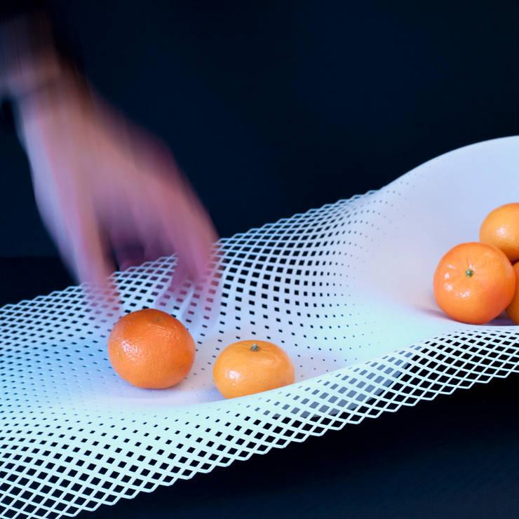 Dunes Bowl:  Kitchen by Alessandro Isola Ltd