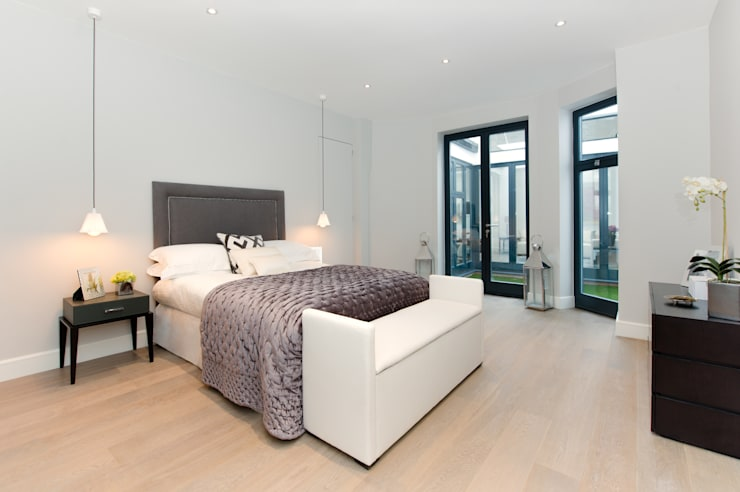Bedroom by BTL Property LTD