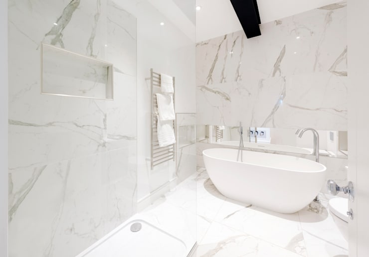 Bathroom by BTL Property LTD