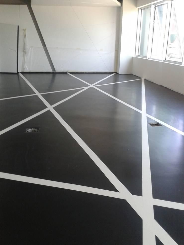 aydın epoksi zemin – ofis kaplama:  tarz