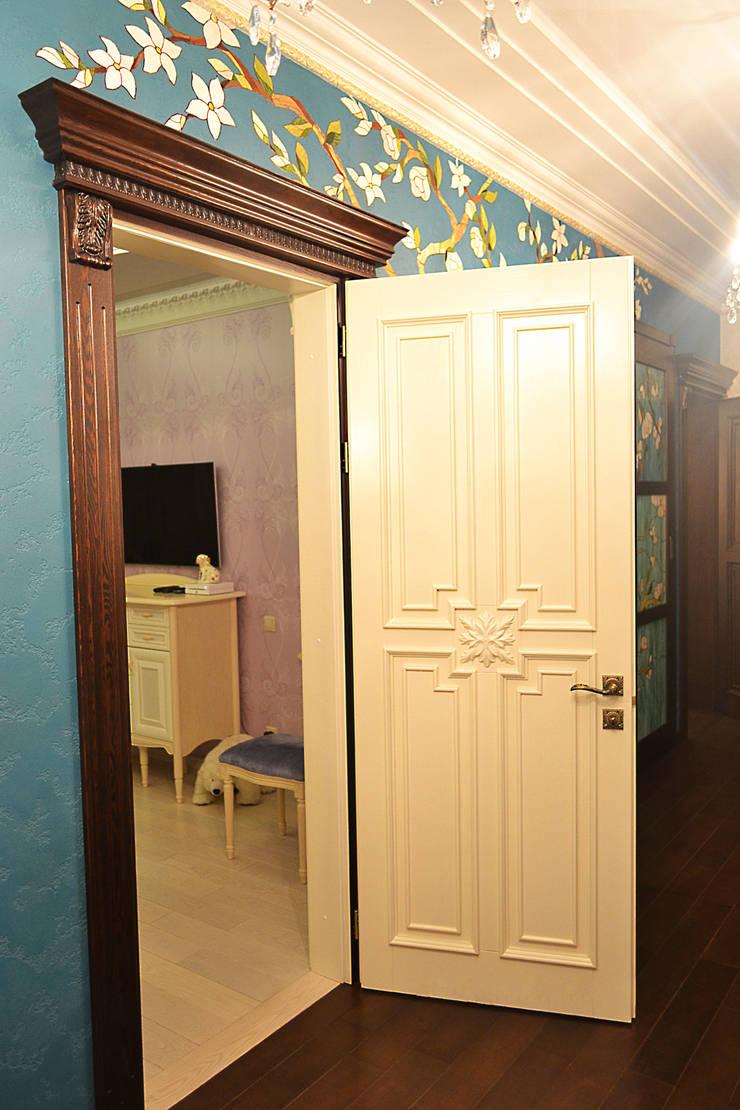 Дверь: Окна и двери в . Автор – Студия дизайна Натали Хованской