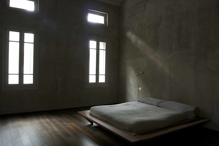Schlafzimmer von studio di architettura DISEGNO