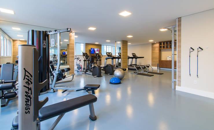 Fitness | Condomínio SP: Fitness  por Christiana Marques Fotografia