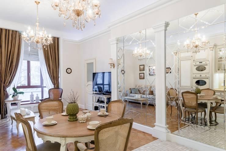 Living room by ELENA BELORYBKINA