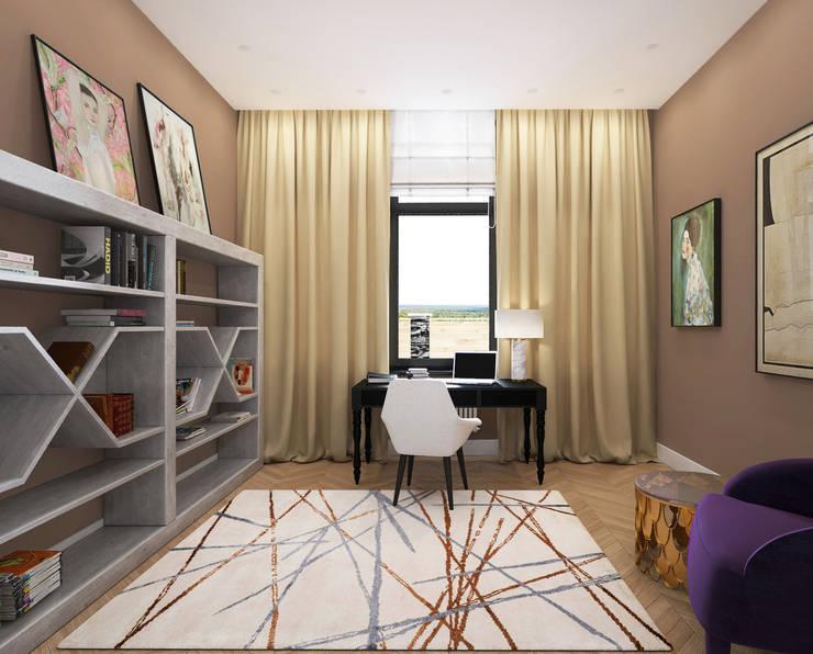 Oficinas de estilo  por ELENA BELORYBKINA