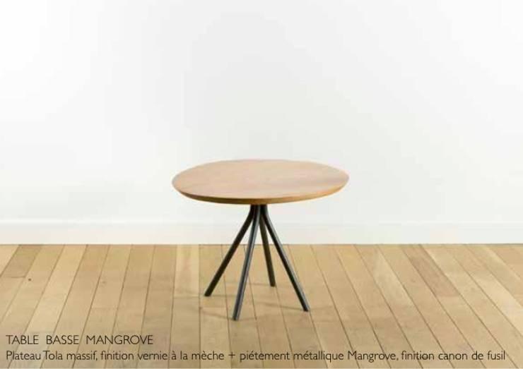 table Mangrove par Atelier Bees Minimaliste