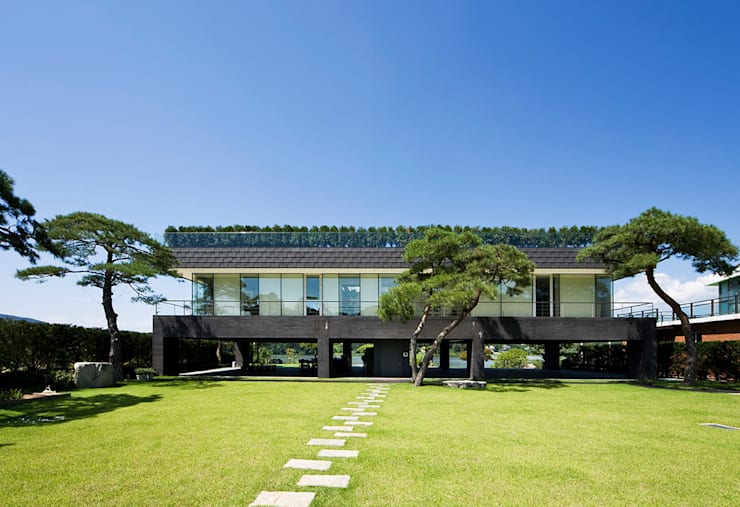 Houses by hyunjoonyoo architects