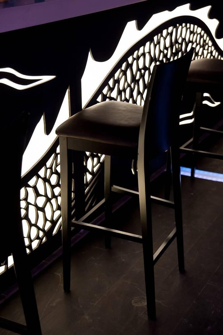 Bar ne bar:  в . Автор – Мастерская Интерьеров Варвары Зеленецкой