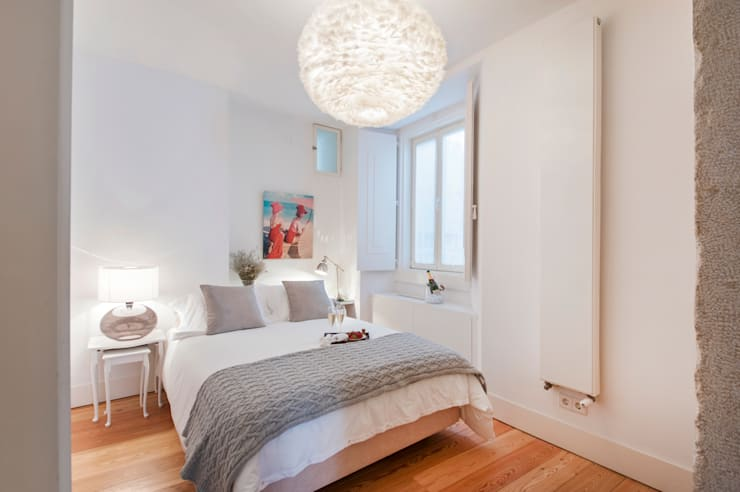 Quartos  por Home Staging Factory