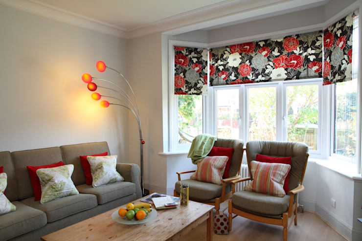 Wimbledon Family House :   by Balance Design Ltd