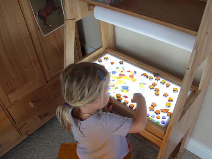 Wonder Easel:  Nursery/kid's room by Finoak LTD