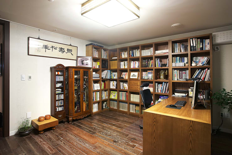 Study/office by Hauan, Modern