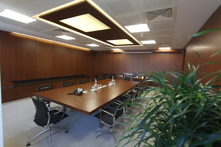 YAPIARTI MİMARLIK  – İş Portföy GM:  tarz Ofis Alanları