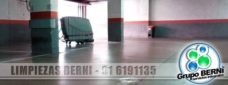 Limpiezas Berni - Servicios integrales: Hoteles de estilo  de Limpiezas Berni