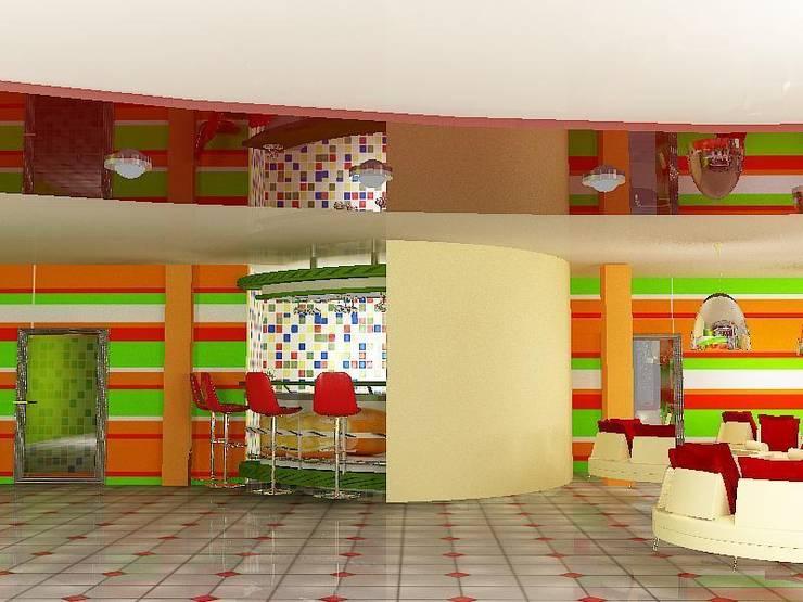 Интерьер кафе: Офисные помещения и магазины в . Автор – Садовникова Наталья Евгеньевна
