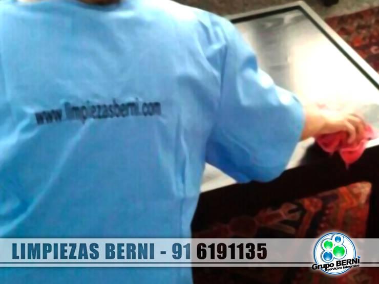 Limpiezas Berni - Servicios integrales: Oficinas y Tiendas de estilo  de Limpiezas Berni