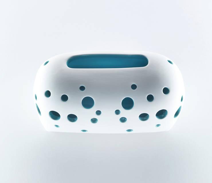 SoundPillow _ Jade Blue: BUYRUS DESIGN의  가정 용품