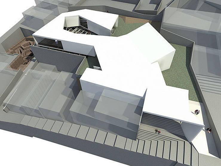Museu Fenício: Museus  por ODVO Arquitetura e Urbanismo