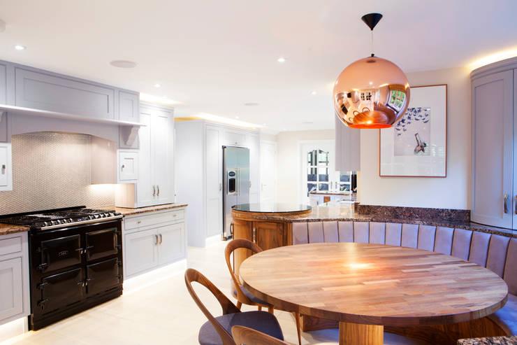 Kitchen:  Kitchen by Jane Fitch Interiors