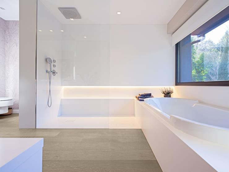 Tarimas de Autor: modern tarz Banyo