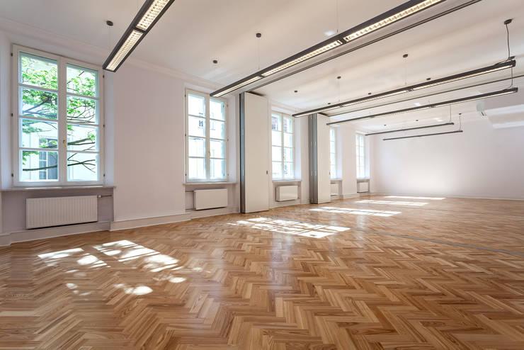 Portfolio:  Gym by TFS Flooring
