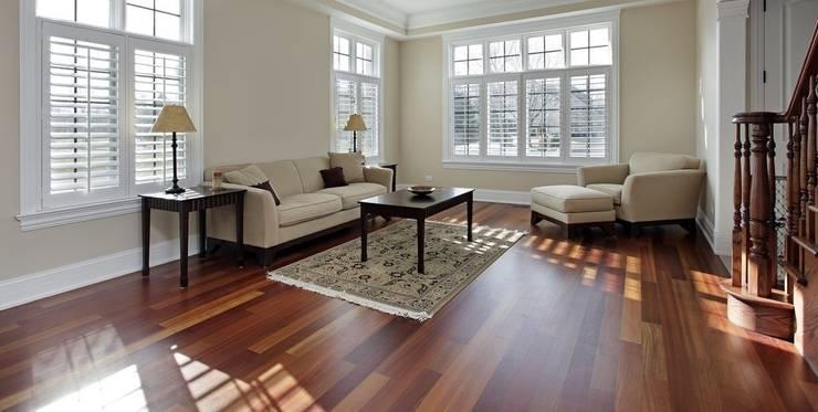 London :  Living room by TFS Flooring