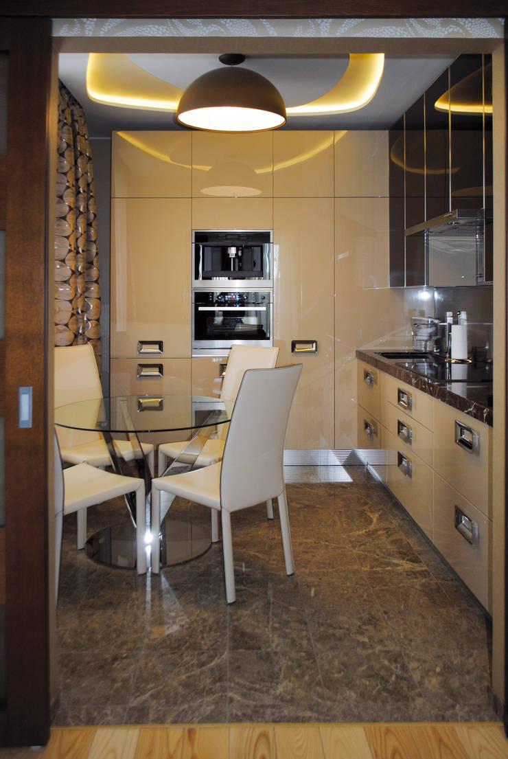 Kitchen by KrasnovaDesign