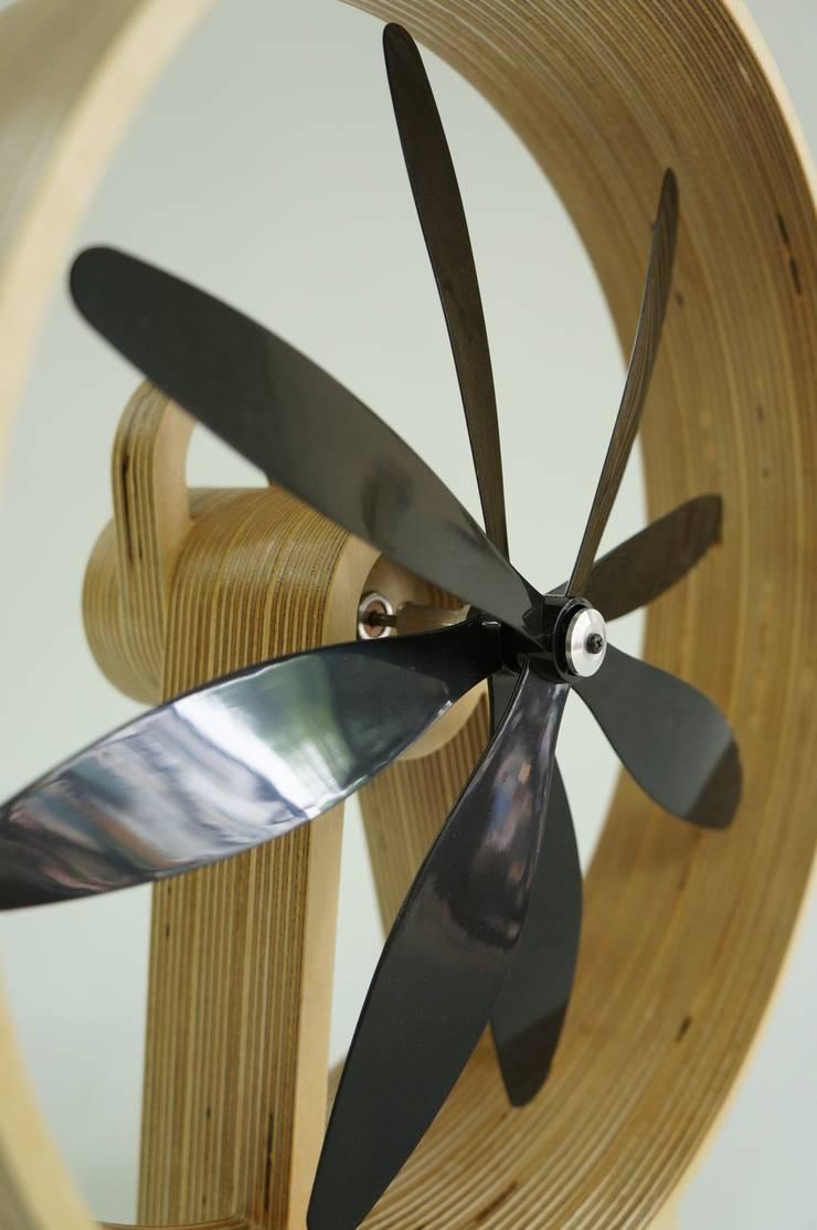Wooden Fan 3th: 디웍스의 현대 ,모던