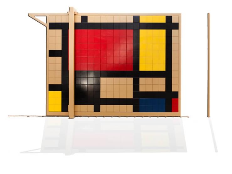 Puerta de garaje corredera Pixéling®: Puertas y ventanas de estilo  de Puerta Bonita