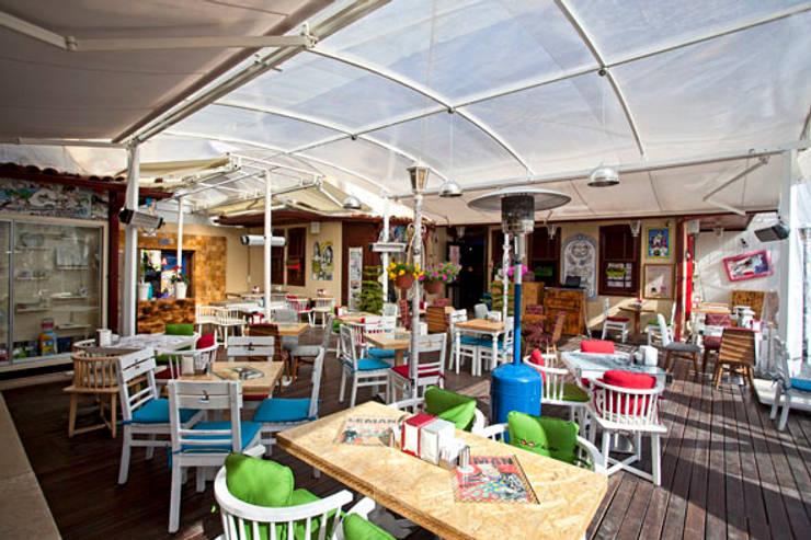 Mimoza Mimarlık – Leman Kültür Antalya:  tarz Yeme & İçme